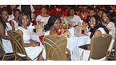 The Memphis Alumnae Chapter of Delta Sigma Theta awarded $45,000 to college-bound young women via the Lois J. Gilder and Maggie MacDowell scholarship fund.   (Photos: Joy Doss)