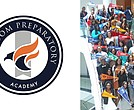 Every student in the 2017 graduation class at Freedom Prep Academy was awarded a full scholarship to the college or University of her/his choice. (Photo: Dalisia Brye)