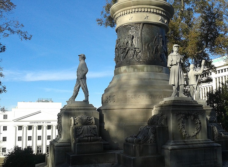 Alabama Governor Signs Bill Protecting Confederate Monuments