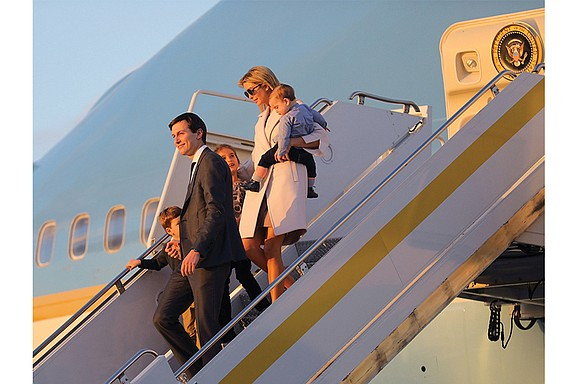 When it comes to Jewish observance, Jared Kushner and Ivanka Trump may be in a class by themselves.