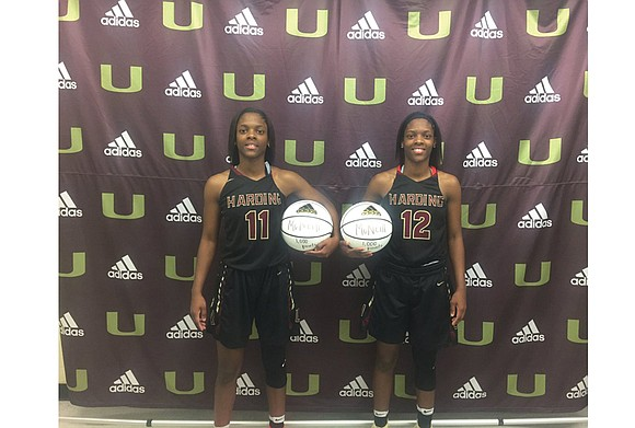 Virginia Union University women's basketball has added what it hopes will spell double trouble for the Lady Panthers' opponents.