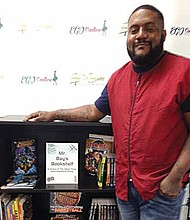 On Saturday, May 20, 2017, Ego Couture Salon and The Adjoin Fund took their lead from Barbershop Books in New York, and started Mr. Bay's Bookshelf in the barbershop and salon at 11259 S. Halsted in Chicago