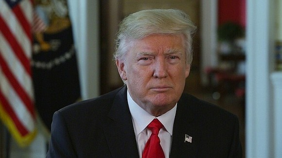 President Donald Trump further escalated his rhetorical standoff with North Korea Friday morning, suggesting the US was ready to respond ...