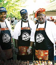 Real Men Cook will continue its 28th Father's Day Celebration