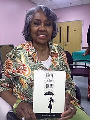Stella Adams, author of Heavy is the Rain