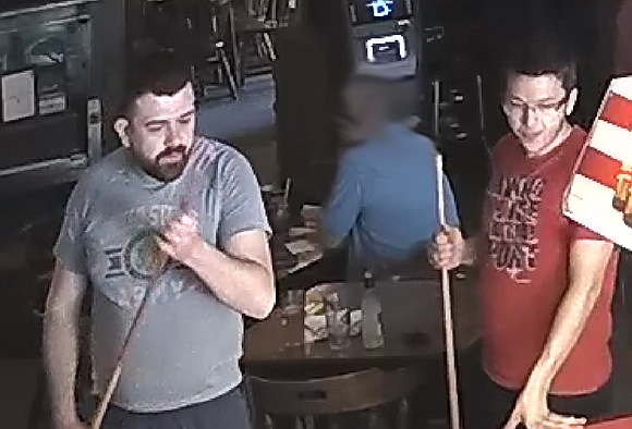 Forest Preserve District of Will County Police are asking for the public's help in identifying two men who are wanted ...