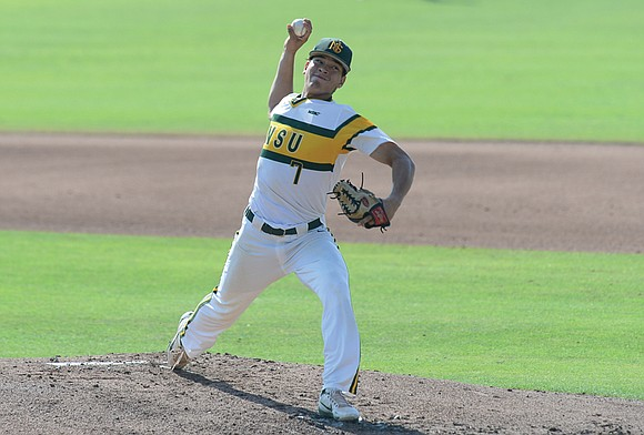"You might say Norfolk State University got a two-for-one deal in Alex Mauricio. The double-duty Spartan known as ""A-Mo"" performed ..."