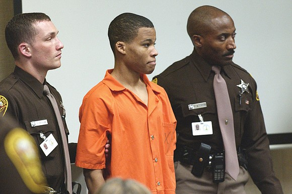 A federal judge tossed out two life sentences for one of Virginia's most notorious criminals, sniper Lee Boyd Malvo, and ...
