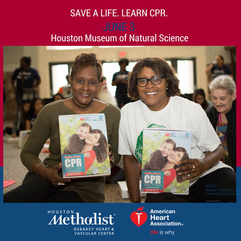 Museum Of Nature And Science Wedding: Learn To 'Save A Life' At Free CPR Training Event At