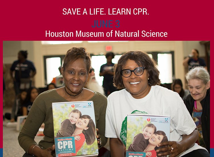 Houston Museum Of Natural Science Cpr Certification