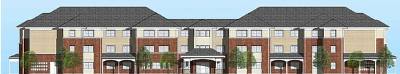New Lenox Horizon Senior Living Community recently broke ground on the southwest corner of Cedar Rd. and Otto Dr. in ...