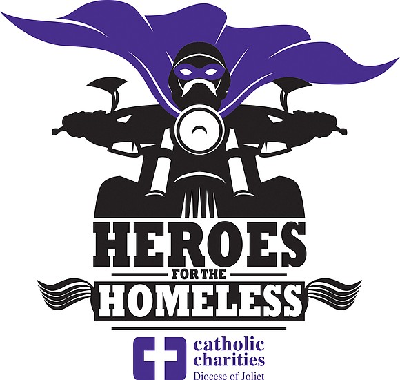 Catholic Charities, Diocese of Joliet will host their second annual charity motorcycle ride, Heroes for the Homeless on Saturday, June ...