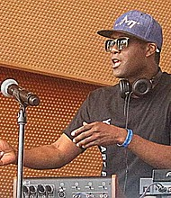 The Chicago Cultural Affairs and Special Events Department recently hosted its second Chicago House Party at Millennium Park, located at 201 E. Randolph St. Program Manager David Chavez, said the 2017 House Party was formed to honor the late Franky Knuckles, who was known as the founder of House Music. Knuckles, who died in March of 2014, began playing House Music in the mid-1970's in a nightclub called the Warehouse. In his honor, the 2017 House Party list of showcases included major names like International Producer Julius The Mad Thinker, Producer DJ Anthony Nicholson, Global Producer Terry Hunter and more. Photo by Christopher Shuttlesworth