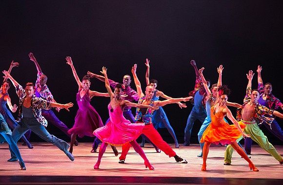 Robert Battle, artistic director of the Alvin Ailey American Dance Theater, says there are a number of reasons folks should ...
