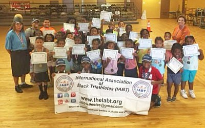 Baltimore-based International Association of Black Triathletes (IABT) will host a youth triathlon on Saturday, June 25, 2015 at Druid Hill ...