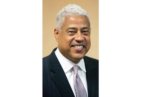 """Lawrence D. """"Larry"""" Wilder Jr.'s focus and passion these days is revitalization. The 55-year-old son of former Virginia Gov. L. ..."""