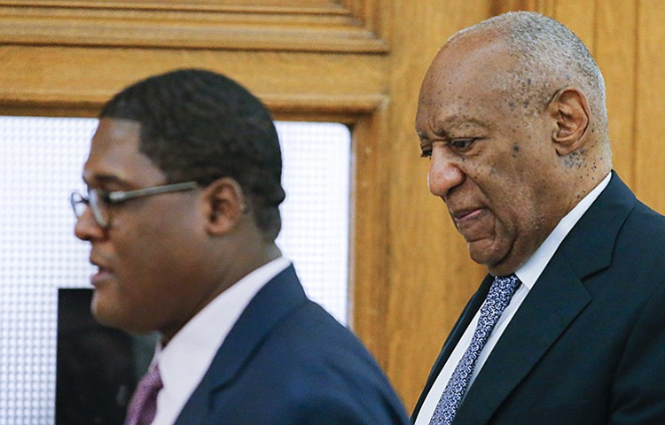 Cosby's lawyer says Bill and the woman accusing him had secret affairs
