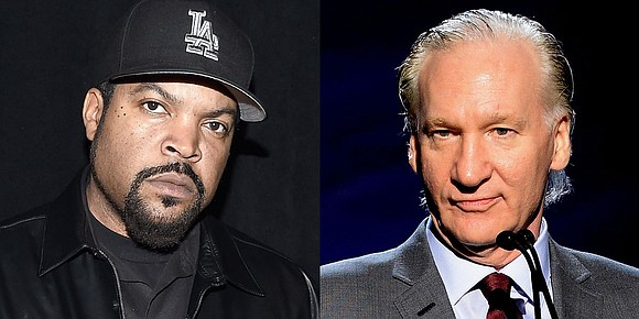 Maher apologizes for blunder, then gets schooled by Cube and Dr. Michael Eric Dyson.