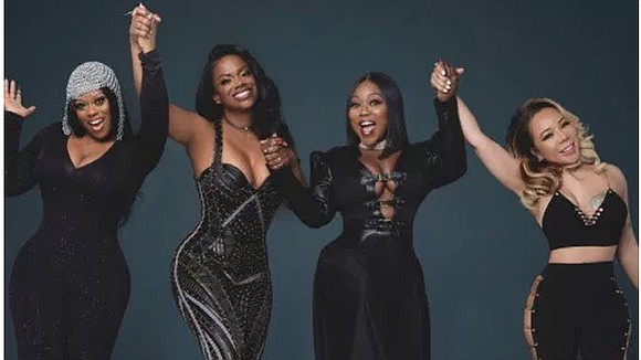 The group, which is made up of Kandi Burruss, Tiny Harris, LaTocha and Tamika Scott, only months ago announced that ...