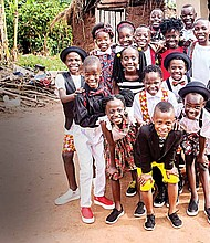 The Watoto Children's Choir, is a group of 18 exceptional orphans from Uganda, Africa who have been traveling and performing throughout the United States since 1994. The children love to go on tour to share and express their life stories through worship songs in cities like Houston and Chicago. Photo Credit: The Watoto Children's Choir