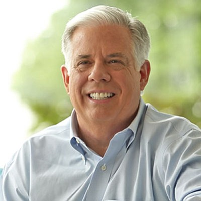 "Governor Larry Hogan was named one of the Chesapeake Conservancy's 2017 ""Champions of the Chesapeake"" for his dedication to Chesapeake ..."