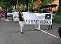 The Juneteenth Oregon Parade is a Portland tradition. The annual event returns this Saturday, June 17, starting with the parade at 10:45 a.m. and then a day long festival at the Legacy Emanuel Field at North Russell and Williams Avenue.