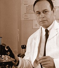 Dr. Charles Drew was an esteemed African American who invented the blood bank. The Portland Red Cross will hold a blood donation event on Saturday, June 17 to highlight the need for a diverse blood supply.