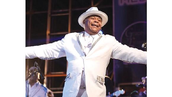 The Bar-Kays' lead singer Larry Dodson set for Memphis farewell.