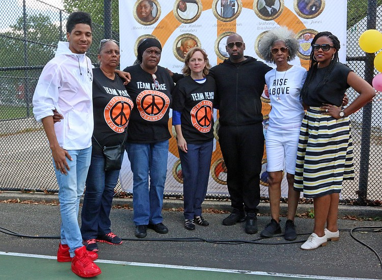Queens hosts Gun Violence Awareness Month barbecue   New York