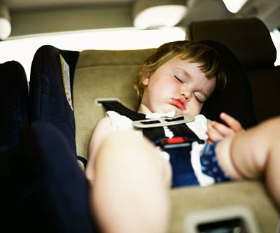 Each year an average of 37 children die from becoming over-heated (hyperthermia) in a hot car according to the Department of Meteorology and Climate Science at San Jose State University.