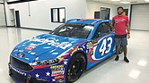 "Darrell ""Bubba"" Wallace Jr., who drove Richard Petty Motorsports' famed No. 43 car at the Pocono 400, is the first African-American driver on NASCAR's premier circuit since 2006."