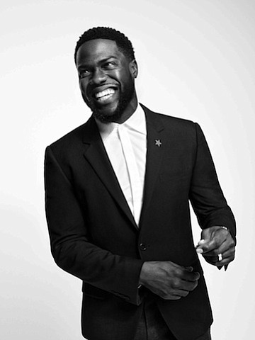 Kevin Hart is headed to the Oscars stage. The comedian took to Instagram on Tuesday to announce he's been selected ...