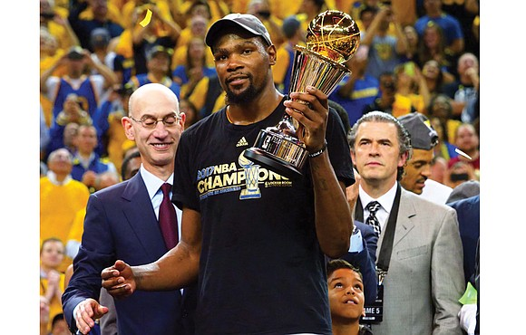 These two questions loom following the Golden State Warriors' fairly easy stroll to the NBA championship on Monday night: With ...