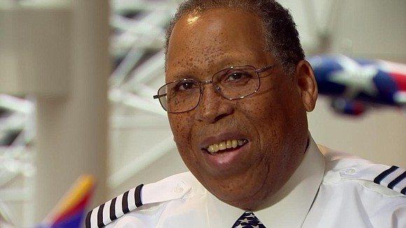 When 25-year-old Louis Freeman started as a pilot for Southwest Airlines in 1980, he didn't know he was the first ...