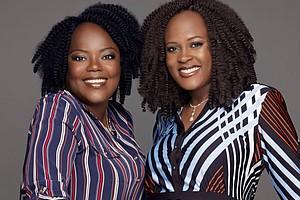 Chinelo Chidozie and Ndidi Obidoa