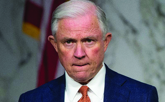 "U.S. Attorney General Jeff Sessions on Tuesday denounced as a ""detestable lie"" the idea he colluded with Russians meddling in ..."