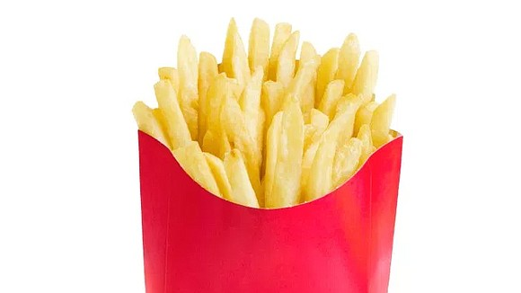 French fries linked to higher risk of death.