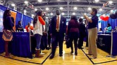 The Tennessee Charter School Center hosted its fifth annual enrollment fair in March in Memphis. Tennessee has 107 charter schools, 71 of which are in Memphis.