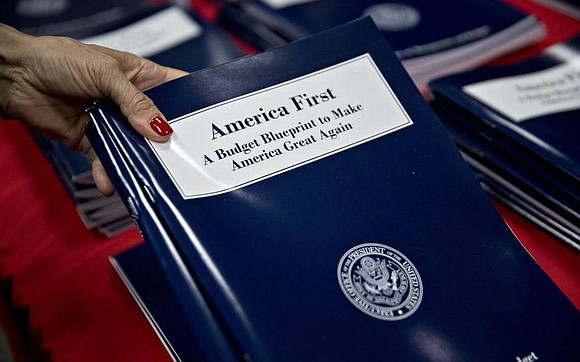 With President Trump's budget, Congress has now seen his plans for low income Americans, and Congress must wholly reject his ...