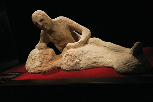A worldwide exhibit examining life in Pompeii both before and after the eruption of Mt. Vesuvius in 79 A.D. opens ...
