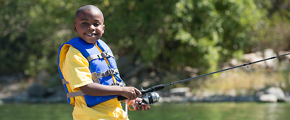 A free fishing excursion for youngsters will be held on Saturday, June 24 at Mt. Hood Community College.