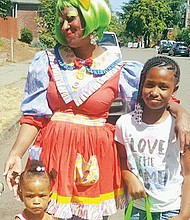 Nikki Brown is Portland's favorite brown clown and she's having a party.