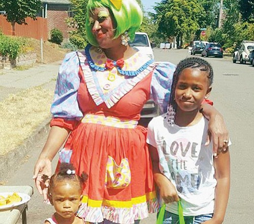 Portland's favorite brown clown is having a party.