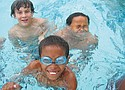 Swimming and other fun aquatic activities draw kids to the Peninsula Park pool in north Portland. The summer season schedule for Portland Parks and Recreation began Tuesday with the opening of all of the city's outdoor pools.