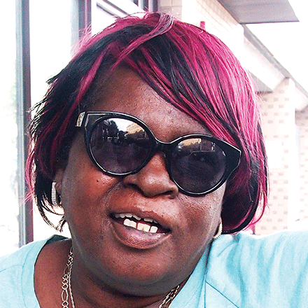 Things are good, but there's still a lot of homeless people and low-income people. They can't keep putting up buildings that don't include subsidized units. You have to think about everybody. — Denise, Home Health Aide, South End