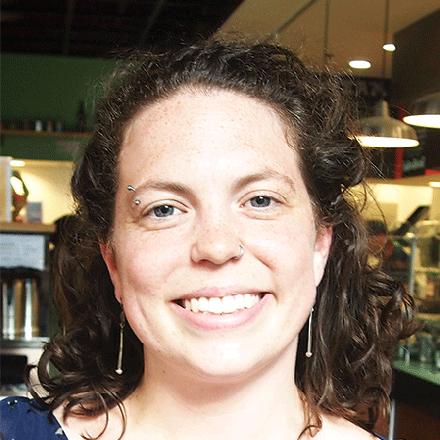 We need more affordable housing. — Liza Behrendt, Fundraiser, Roslindale
