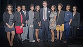 """LITE Memphis founder Hardy Farrow envisions these students as entrepreneurs owning businesses that lead to a decrease in the racial wealth gap and """"more high paying jobs in communities of color."""" (Courtesy photo)"""