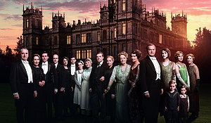 """According to The Hollywood Reporter, production of a """"Downton Abbey"""" film is likely to start in 2018."""