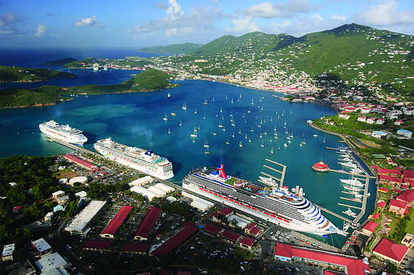 The U.S. Virgin Islands is advancing plans to improve its visitor experience for cruise ship passengers.