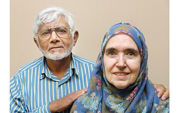 For decades, Malik and Annette Khan have worked to build bridges between the Muslim community and others in the Richmond ...